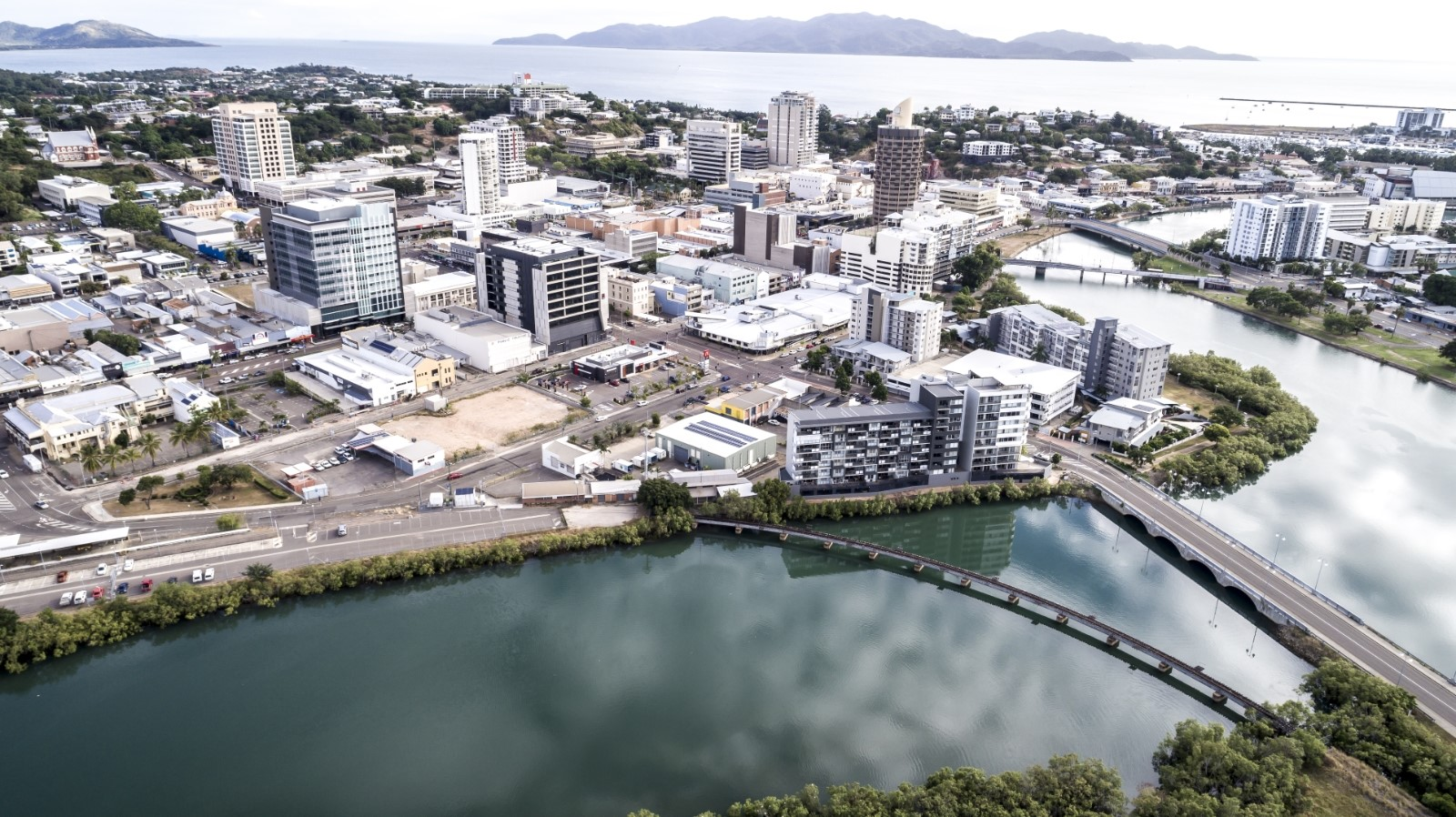 Townsville City